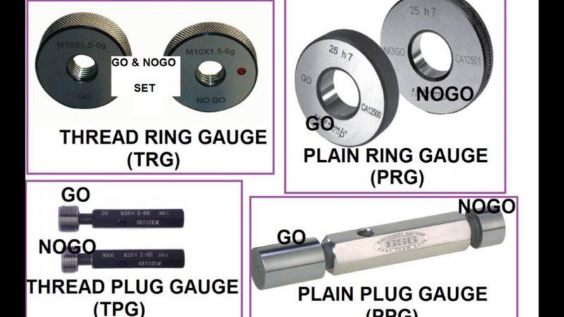 limit gauges merupakan jenis alat ukur pembatas