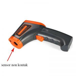 sensor non kontak bagian utama dari alat ukur