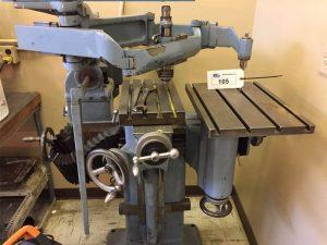 mesin frais pantograph / pantograph milling machine