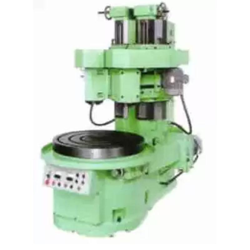mesin frais meja putar / rotary table milling machine
