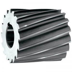 H plain milling cutter