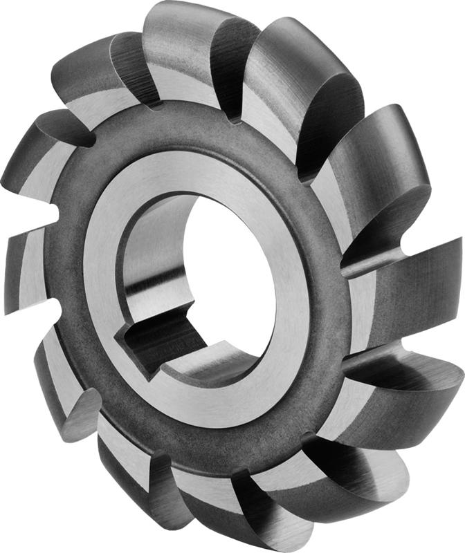 pisau frais convex milling cutter