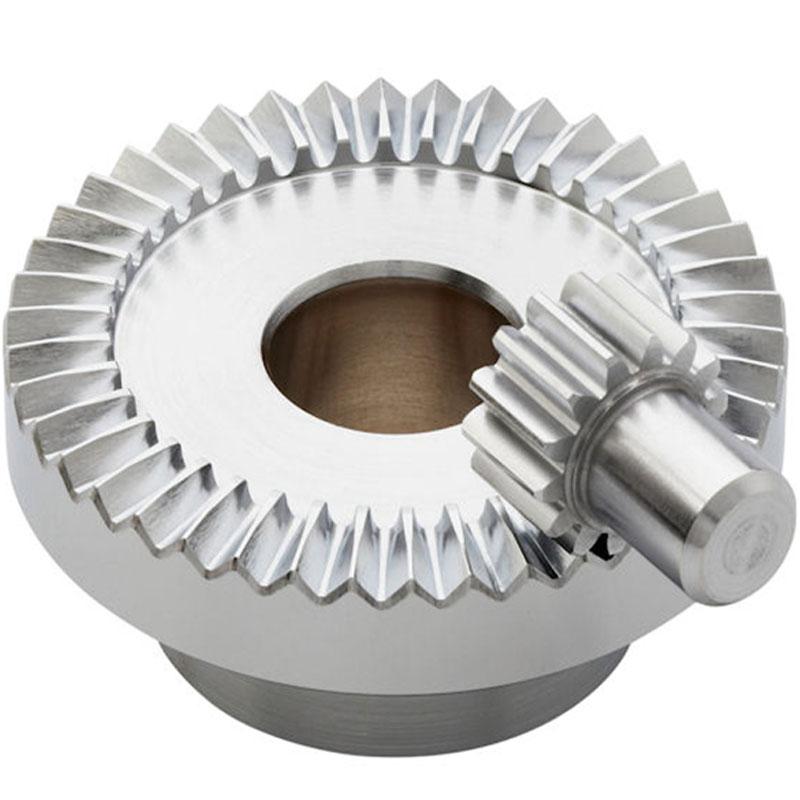 roda gigi mahkota atau crown gear