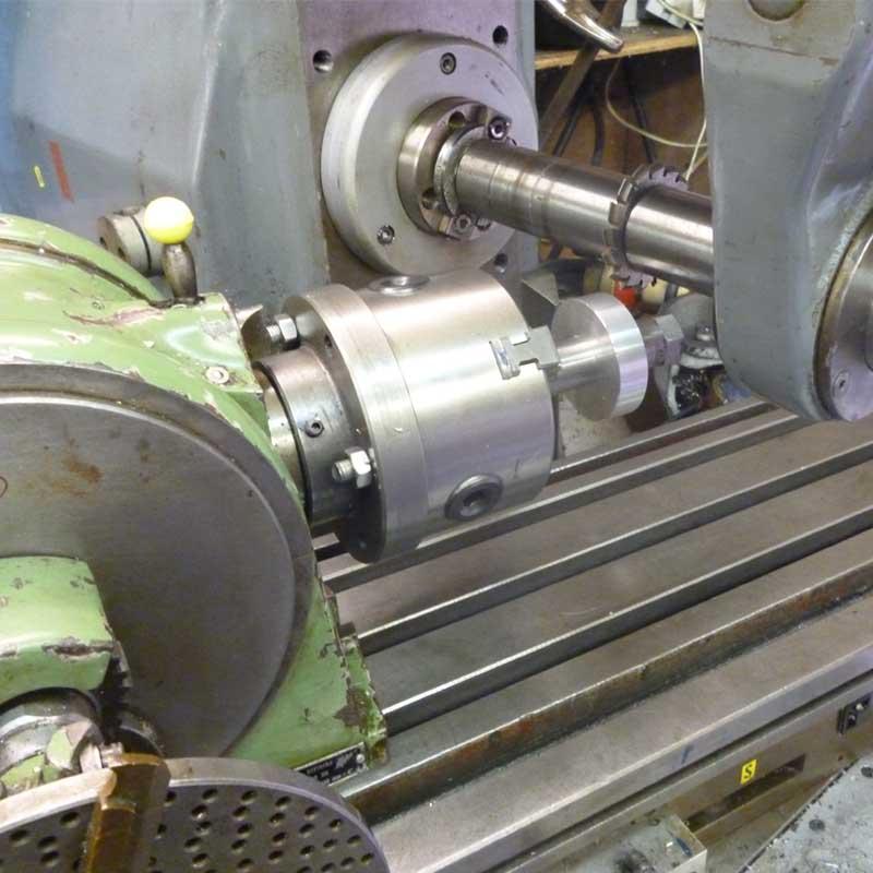 pembuatan roda gigi dengan mesin milling