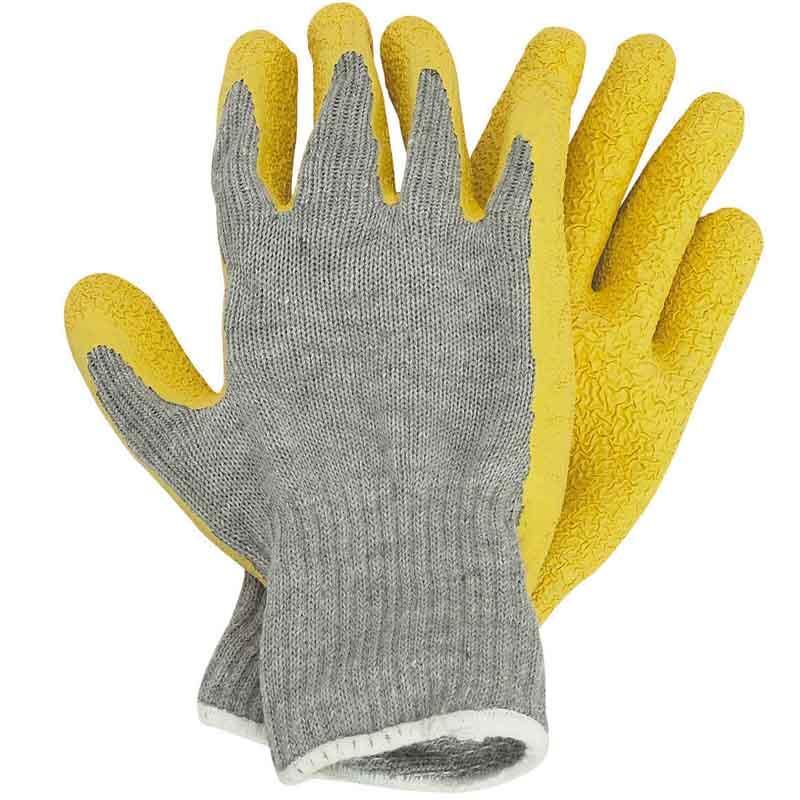 sarung tangan kain dengan lapisan