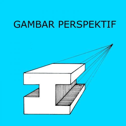 Gambar perspektif cover