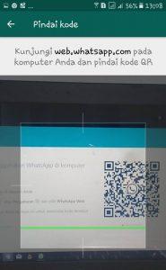 scan qr code pada whatsapp