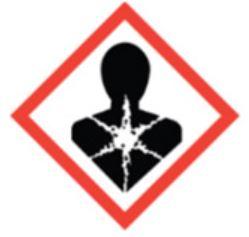 simbol b3 bahaya terhirup