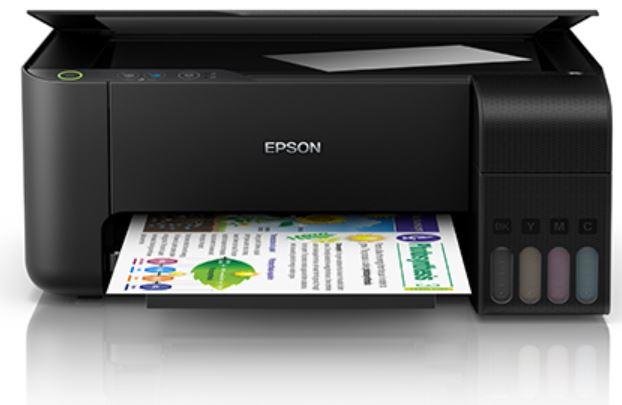mengisi tinta Printer Epson L3110