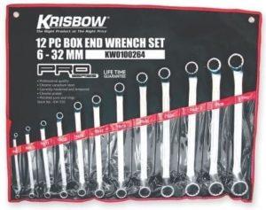 Kunci ring krisbow satu set