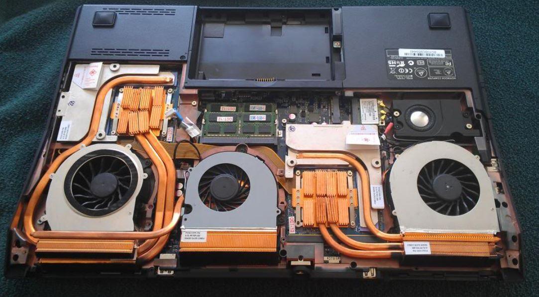 sistem pendingin laptop dan notebook