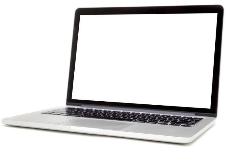 ukuran layar laptop dan notebook