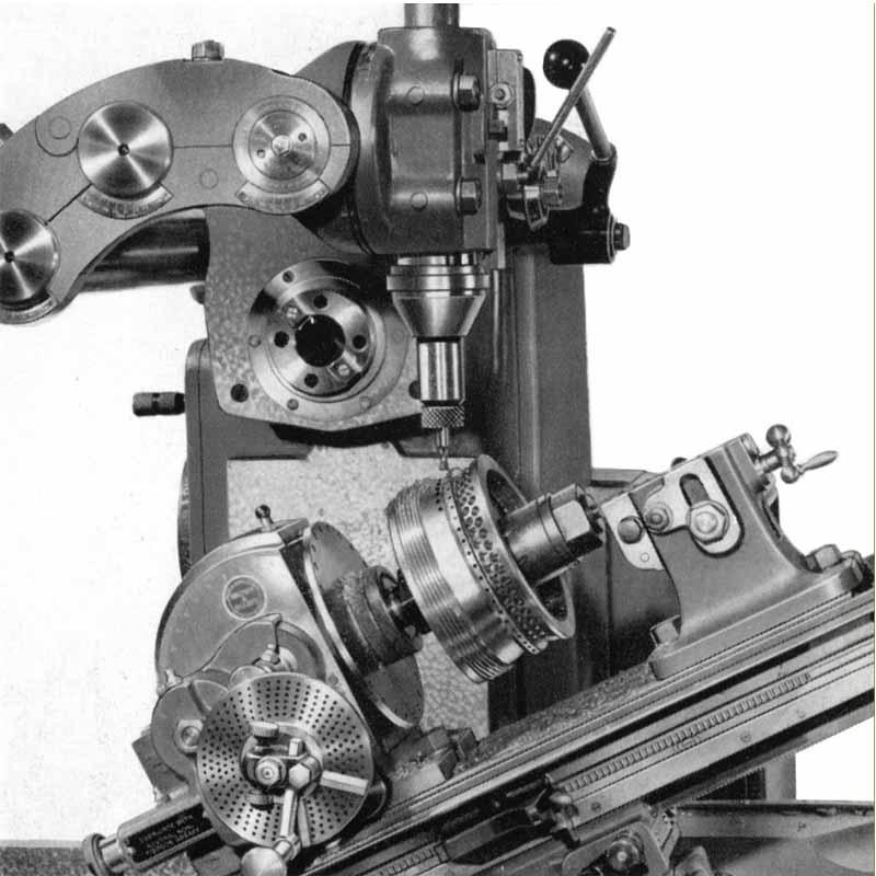 mesin frais omniversal