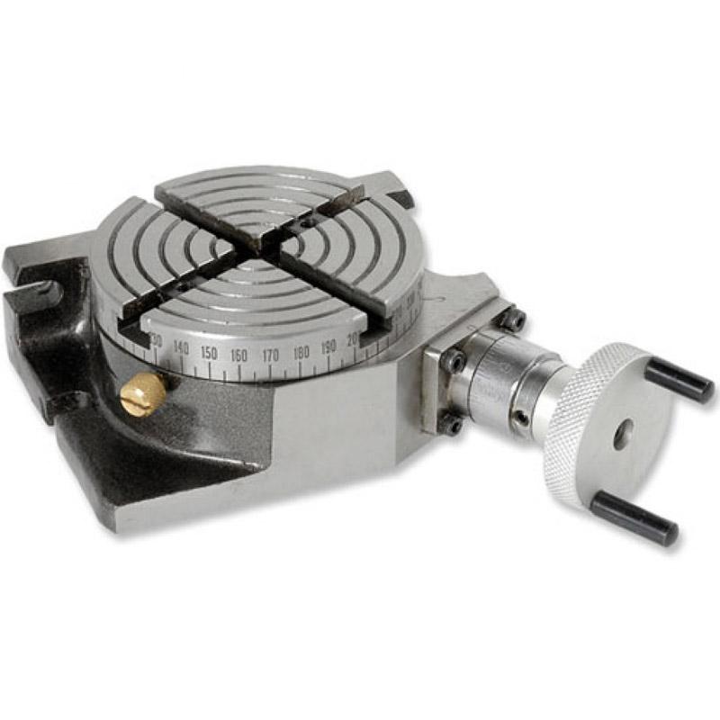 rotary table mesin frais