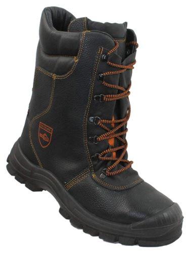 sepatu safety boot cut