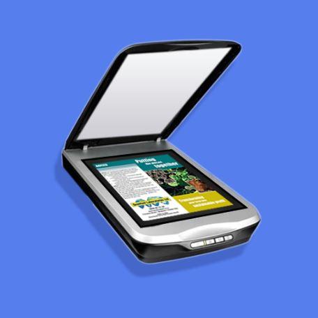 aplikasi scan dokumen Fast Scanner