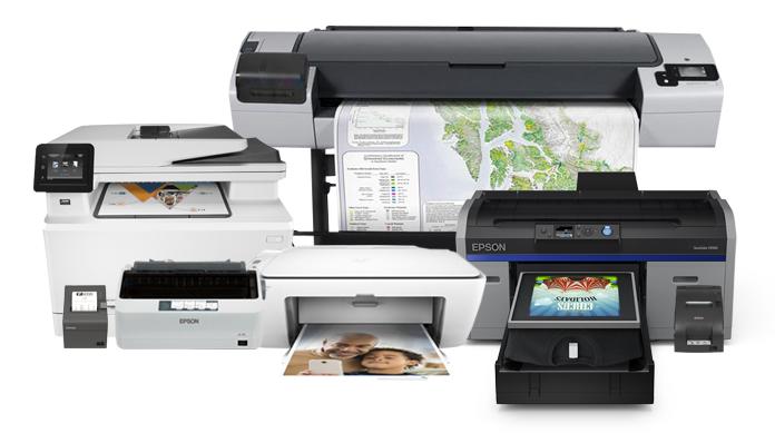 Macam-macam jenis printer