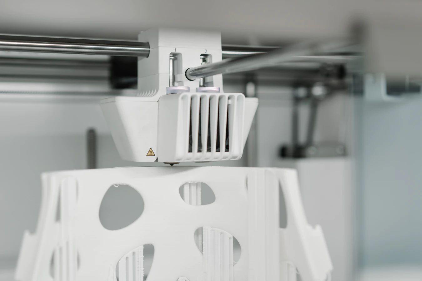 Komponen Mesin Printer 3D